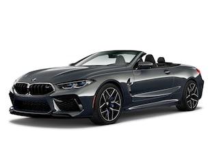 2020 BMW M8 Convertible WBSDZ0C04LCD77528