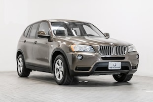 2011 BMW X3 xDrive28i SAV 5UXWX5C52BL710737