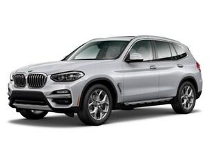 2021 BMW X3 sDrive30i SAV 5UXTY3C04M9G76375
