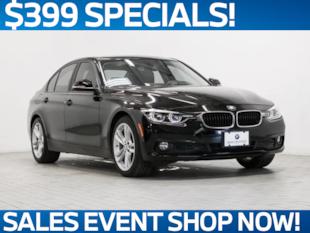 2018 BMW 320i Sedan WBA8E1G52JNU89854