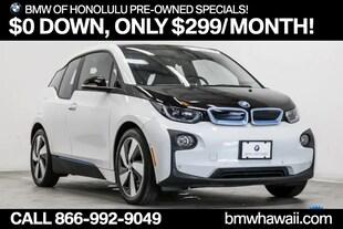 2017 BMW i3 Hatchback WBY1Z6C50HV547979
