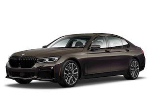 2020 BMW 750i xDrive Sedan WBA7U2C02LCD14326