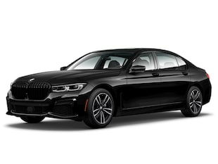 2020 BMW 740i Sedan WBA7T2C0XLCD08065