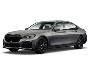 2022 BMW 750i xDrive Sedan WBA7U2C05NCG92546