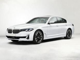 2021 BMW 530i Sedan WBA53BH04MCF54725