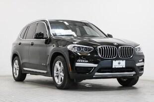 2018 BMW X3 xDrive30i SAV 5UXTR9C56JLC82855
