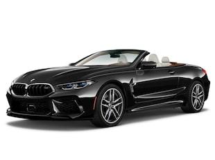 2020 BMW M8 Convertible WBSDZ0C00LBM09510
