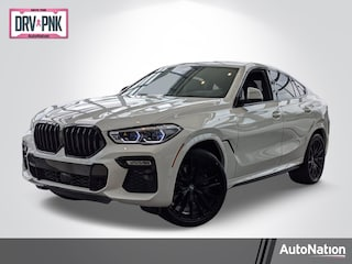 2021 BMW X6 M50i SUV for sale in Houston