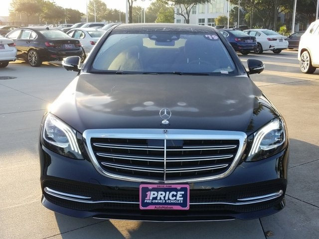 Mercedes Benz Houston North >> Used 2019 Mercedes Benz S Class S 450 For Sale Houston Tx