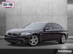 2013 BMW 535i Sedan