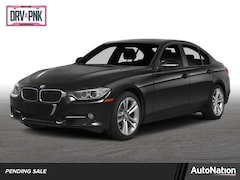 Used 2015 BMW 328i Sedan in Houston