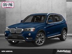 2015 BMW X3 sDrive28i SAV in [Company City]