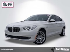 2013 BMW 535i Gran Turismo in [Company City]