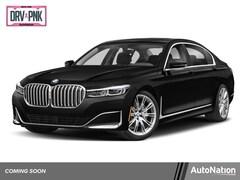 2021 BMW 740i Sedan