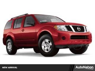 2010 Nissan Pathfinder S FE+ SUV