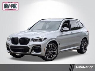 2021 BMW X3 M40i SAV for sale in Houston