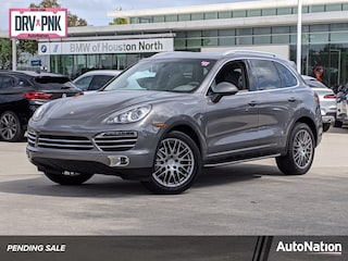 Used 2011 Porsche Cayenne S SUV for sale