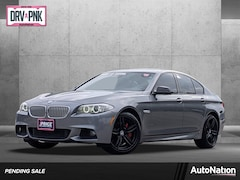2011 BMW 550i Sedan in [Company City]