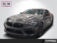 2020 BMW M8 Competition Coupe