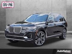 2019 BMW X7 xDrive50i SUV in [Company City]