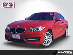 2016 BMW 228i w/SULEV Coupe