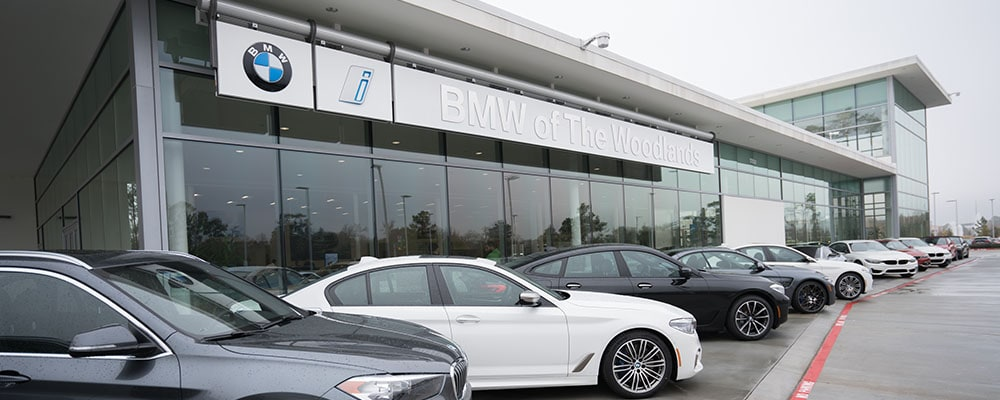 Bmw Of The Woodlands >> Bmw Dealer Near The Woodlands Bmw Of The Woodlands