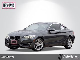 2016 BMW 228i w/SULEV Coupe in [Company City]