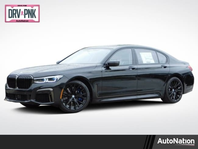 Bmw The Woodlands >> New 2020 Bmw M760i Xdrive For Sale The Woodlands Tx