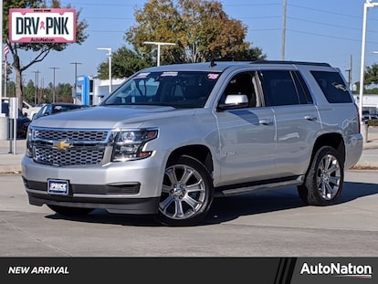 Used 2015 Chevrolet Tahoe Lt For Sale The Woodlands Tx 1gnscbkc4fr107180 Bmw Of The Woodlands