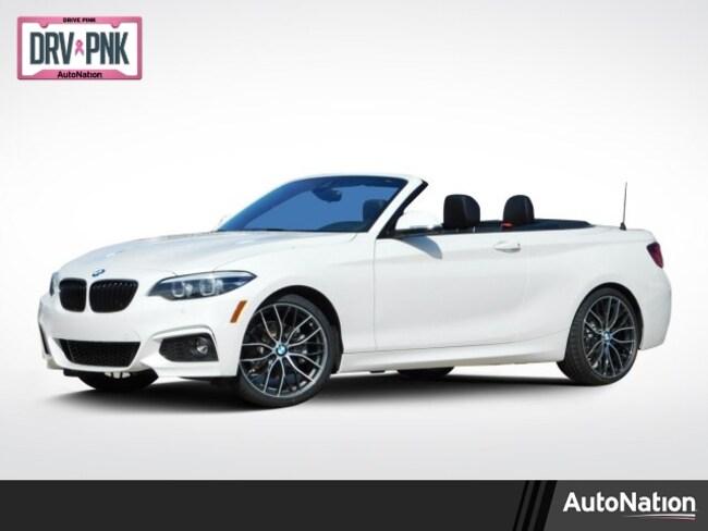 2020 BMW 230i Convertible