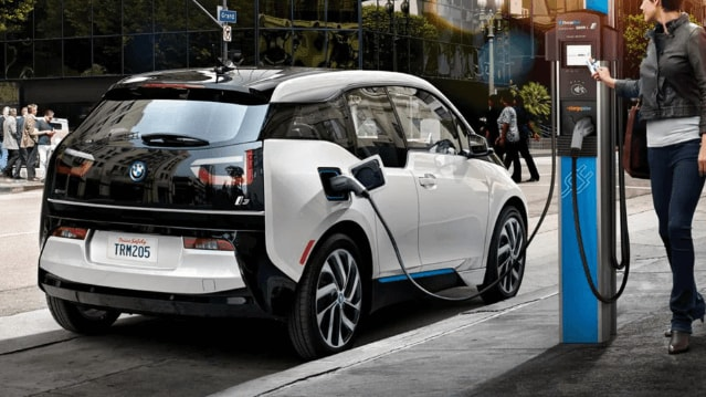 BMW i3 Lease Offers | BMW of The Woodlands