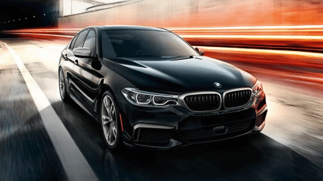 BMW 5 Series Lease Offers | BMW of The Woodlands