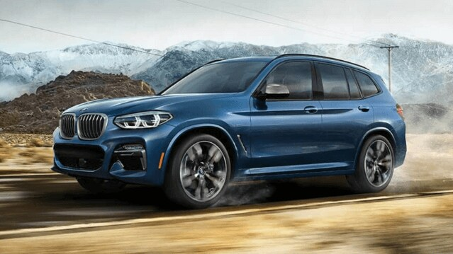 BMW X3 Lease Offers | BMW of The Woodlands