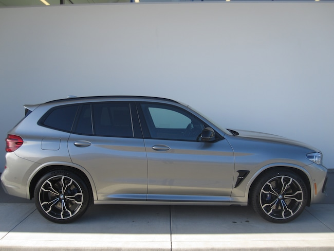 New 2020 BMW X3 M For Sale at BMW of Humboldt Bay | VIN