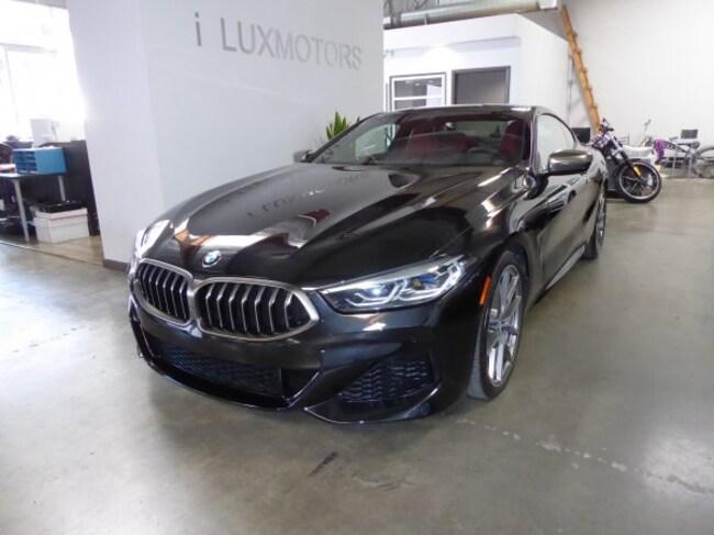 2019 BMW M850i xDrive Coupe