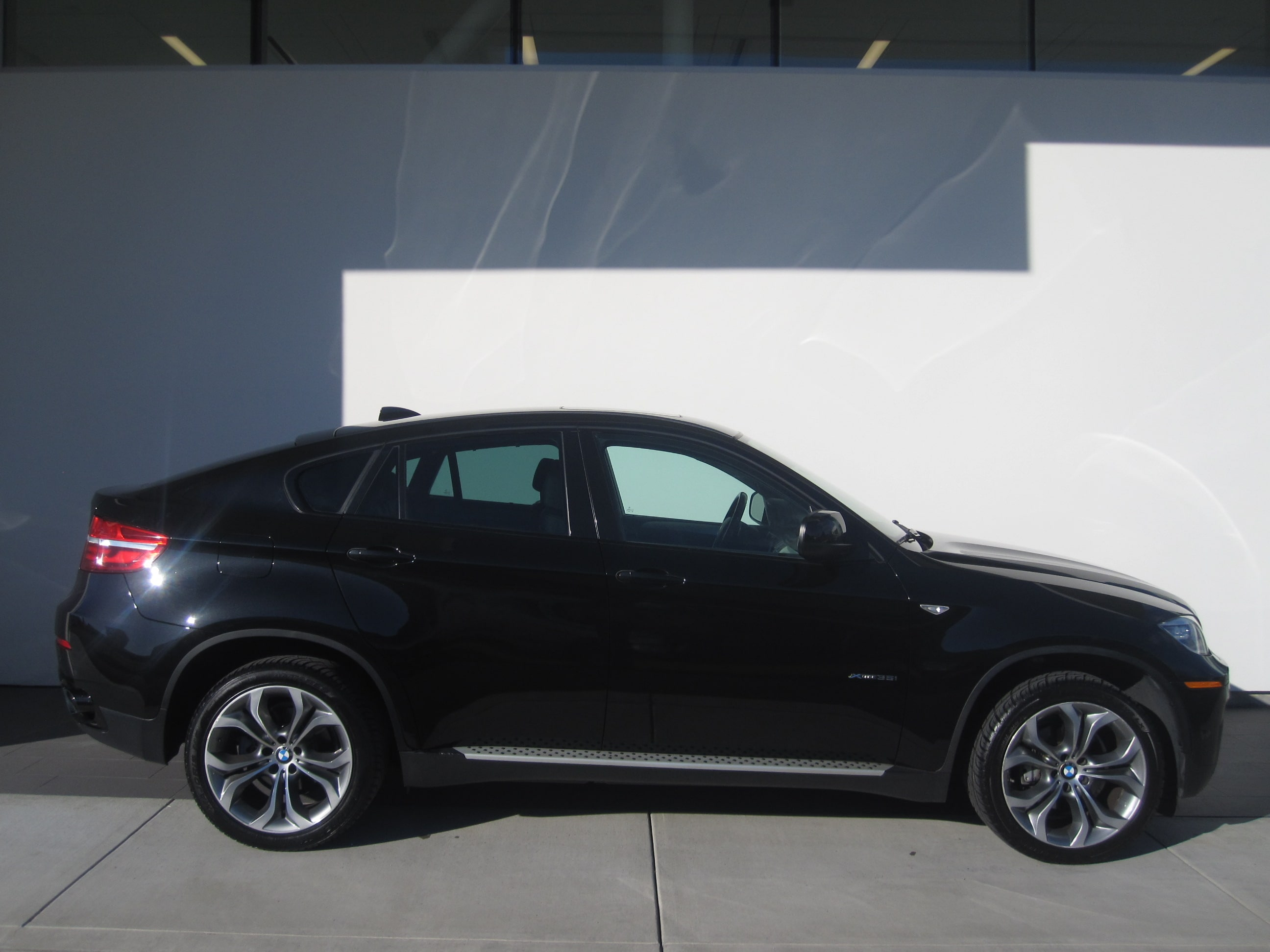 2013 BMW X6 xDrive35i Sports Activity Coupe