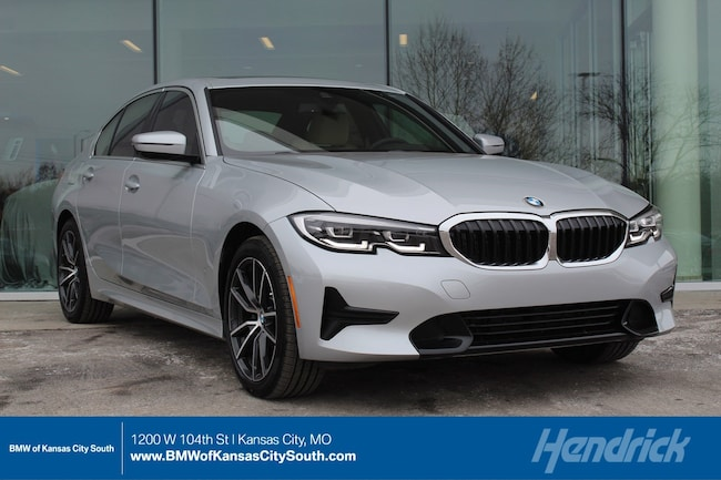 New 2019 BMW 3 Series 330i xDrive in Kansas City, MO