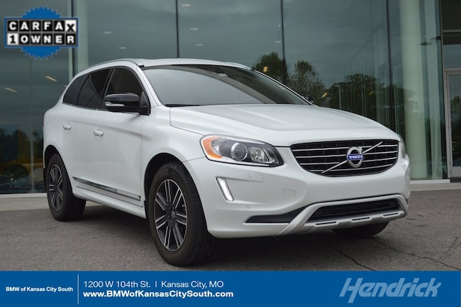Volvo Kansas City >> Pre Owned 2017 Volvo Xc60 For Sale At Bmw Of Kansas City South