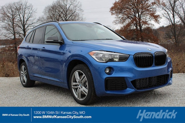 New 2019 BMW X1 xDrive28i in Kansas City, MO