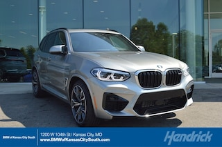 2020 BMW X3 M Sports Activity Vehicle