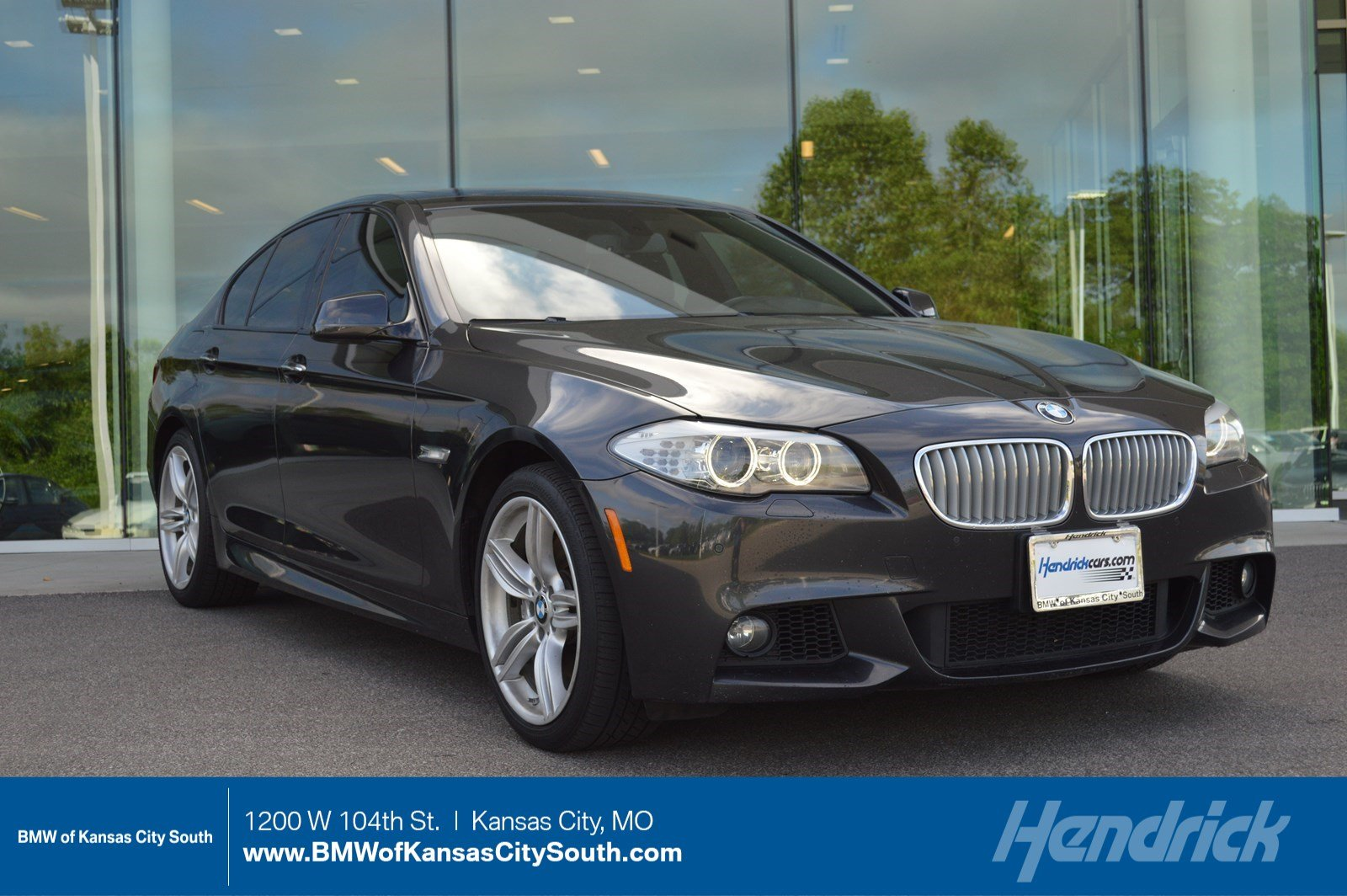 BMW Of Kansas City South >> Used 2013 Bmw 5 Series For Sale At Hendrick Lexus Charlotte