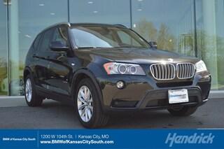 2013 BMW X3 xDrive28i SUV in [Company City]