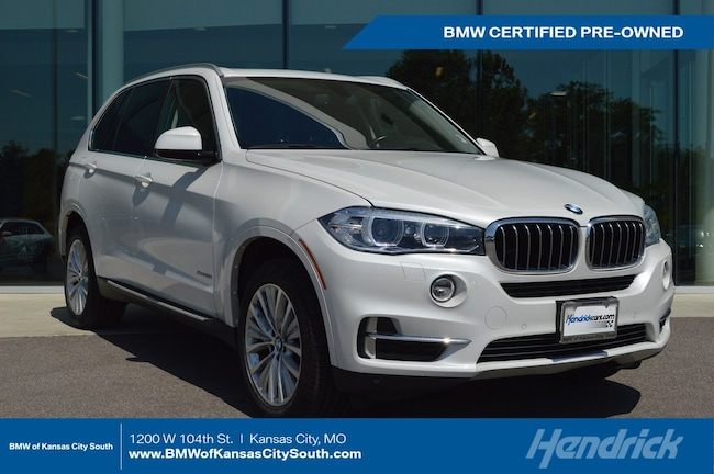 Certified Pre-Owned 2016 BMW X5 xDrive35i SUV Kansas City