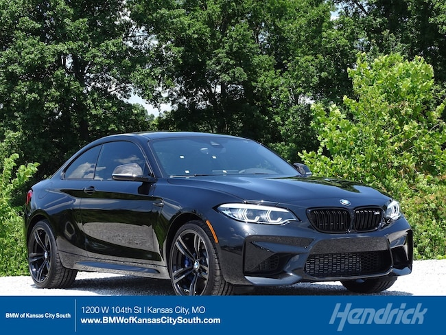 New 2018 BMW M2 Coupe in Kansas City, MO