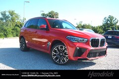 2021 BMW X5 M 4DR SPORT ACT VEH