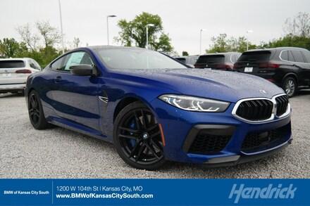 2020 BMW M8 2DR CPE