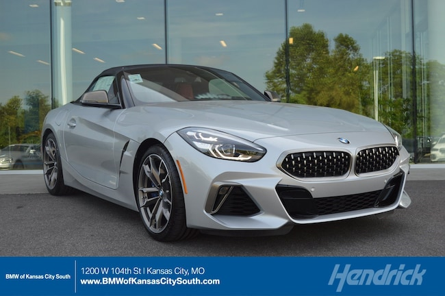 New 2020 Bmw Z4 For Sale In Kansas City Mo Vin