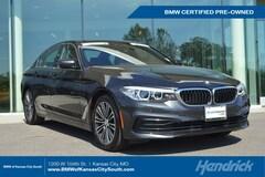 2019 BMW 5 Series 530i xDrive Sedan