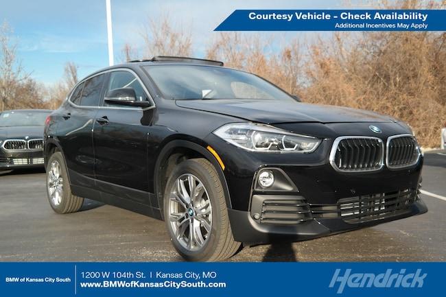 New 2020 BMW X2 xDrive28i SUV in Kansas City, MO