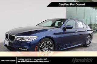 2017 BMW 5 Series 540i xDrive Sedan in [Company City]